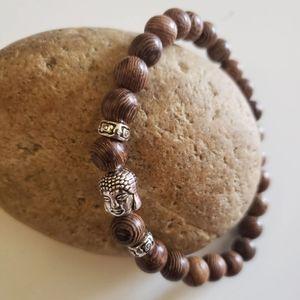 Sandlewood Buddha Bracelet